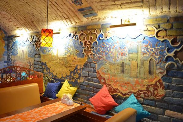 Teahouse Samarkand photo