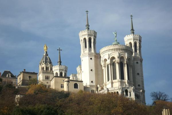 Basilica of Notre Dame de Fourviere photo