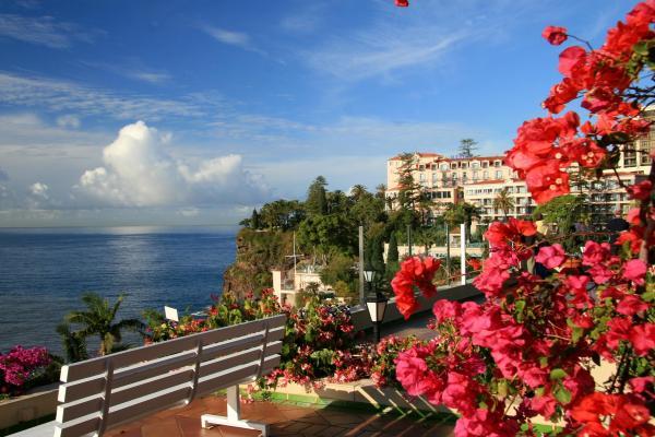 Madeira panoramic photo