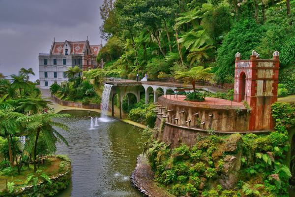 Monte Palace photo