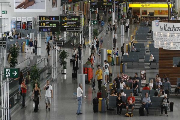 Аэропорт Малаги фото