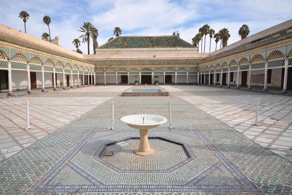 Bahia Palace photo