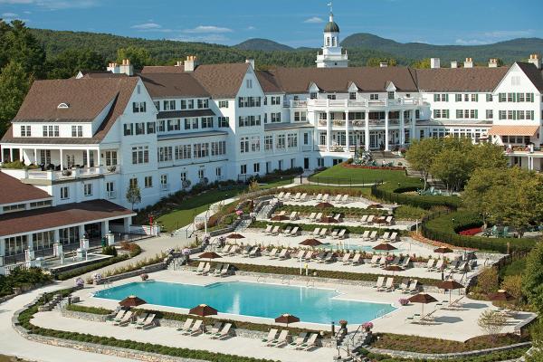 Отель The Sagamore Hotel фото