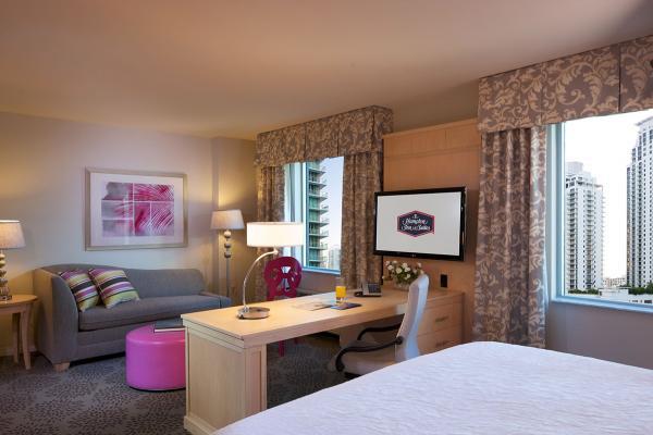 HHampton Inn & Suites by Hilton Miami Brickell Downtown фото