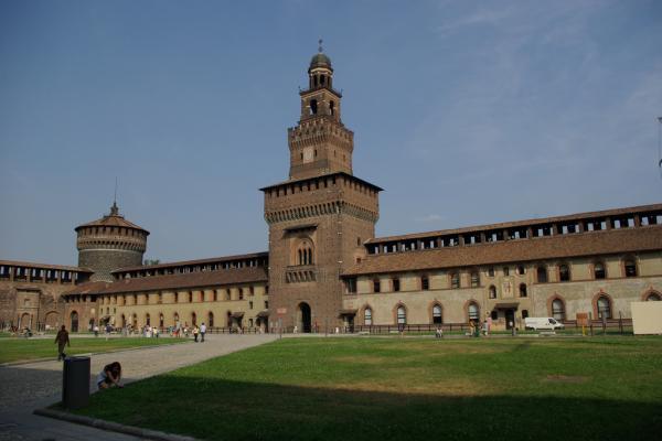 Sforza Castle photo