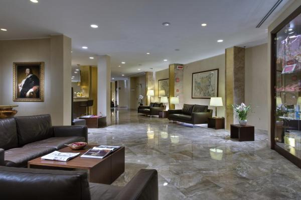 BEST WESTERN PLUS Hotel Galles фото