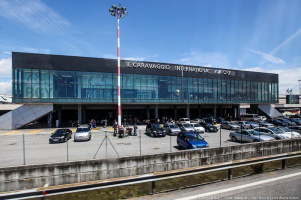 Аэропорт Милана Бергамо фото