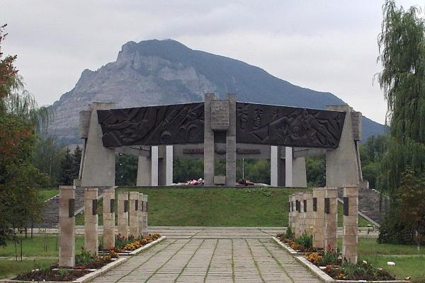 """Мемориал """"Огонь Вечной славы"""" фото"""