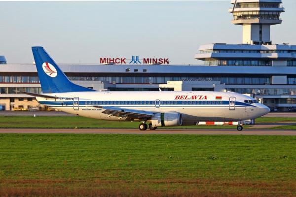 Аэропорт Минска фото