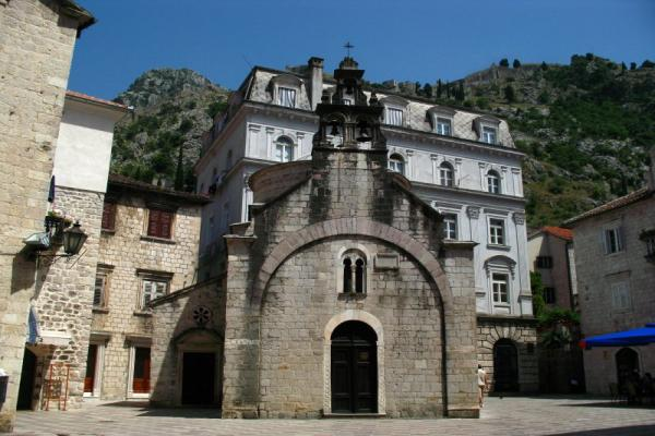 Церковь Святого Луки фото