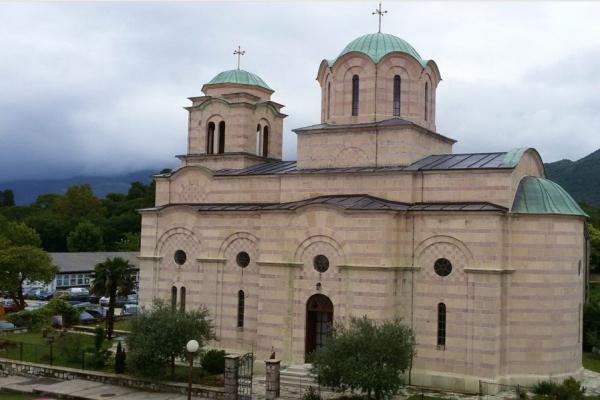 Церковь святого Саввы фото