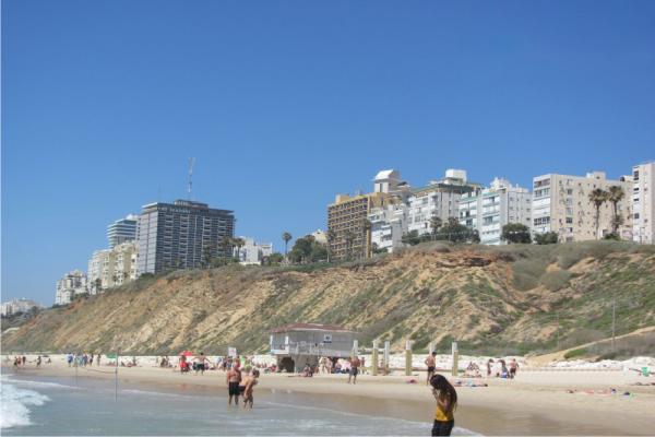 Herzl Beach photo