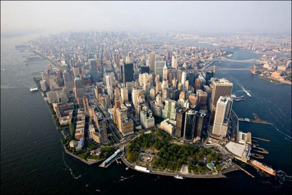 Манхэттен фото
