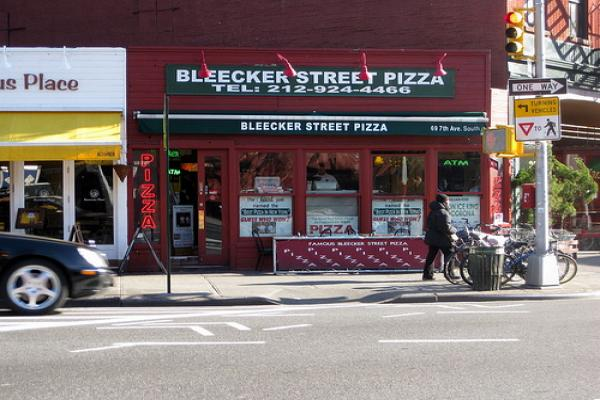 Bleecker Street Pizza фото
