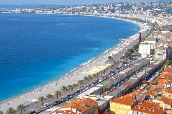 Promenade des Angles photo