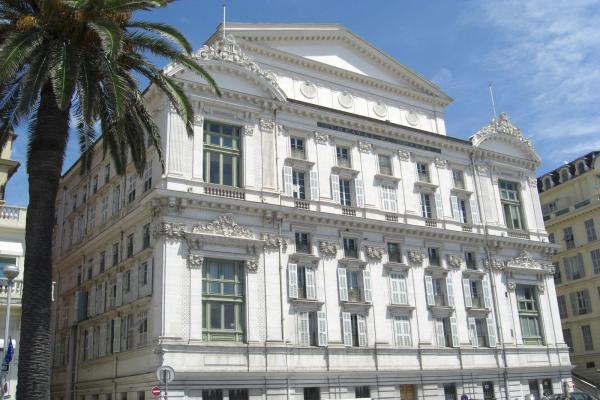Опера Ниццы фото