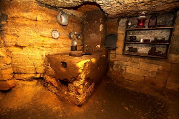 Одесские катакомбы фото