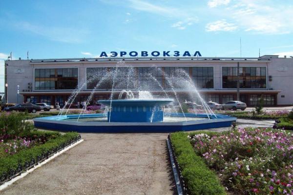 Аэропорт Одессы фото