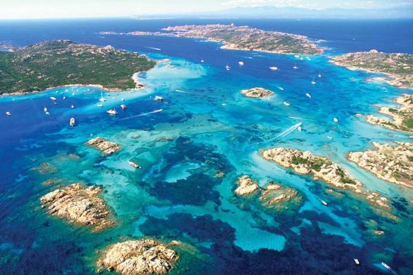 Maddalena Archipelago photo