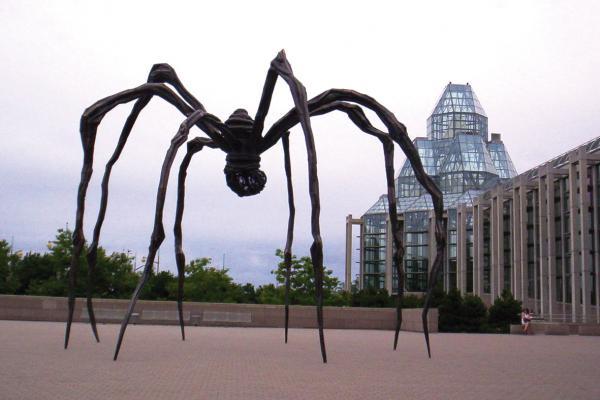 Национальная галерея Канады в Оттаве фото