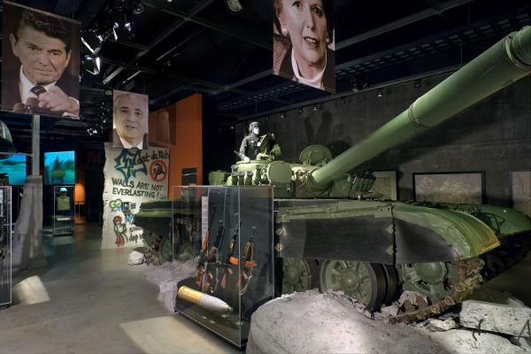 Canadian War Museum in Ottawa photo