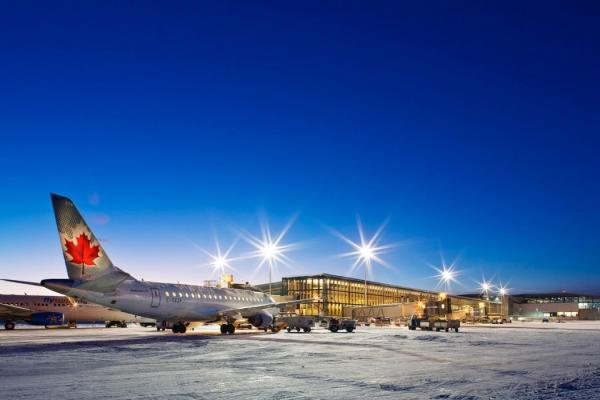 Аэропорт Оттавы имени Макдональда-Картье фото