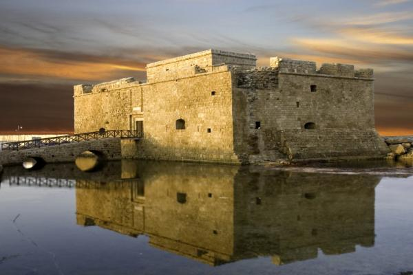 Paphos Castle photo