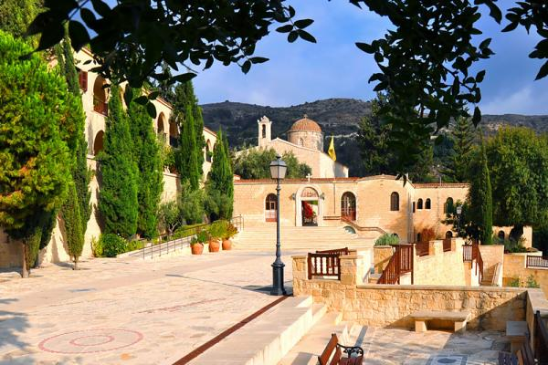 Monastery of St. Neophyte the Recluse photo