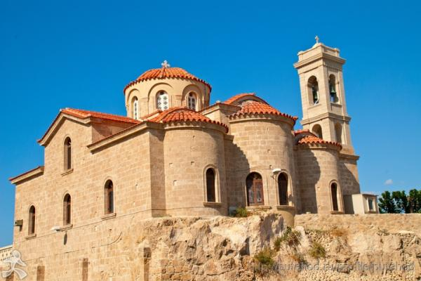 Church of Panagia Theoskepasti photo