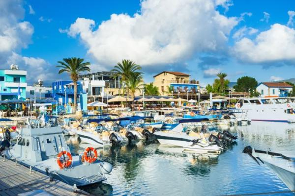 Fishing Village Latchi photo