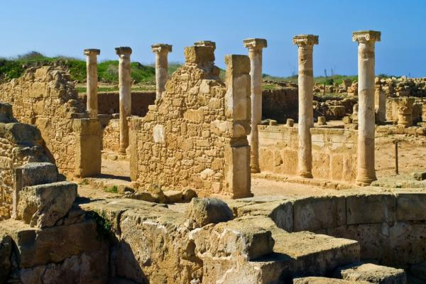Archaeological Park of Kato Paphos photo