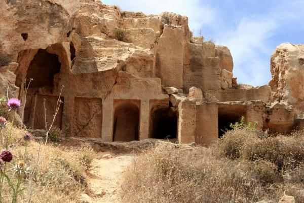 Royal Tombs photo