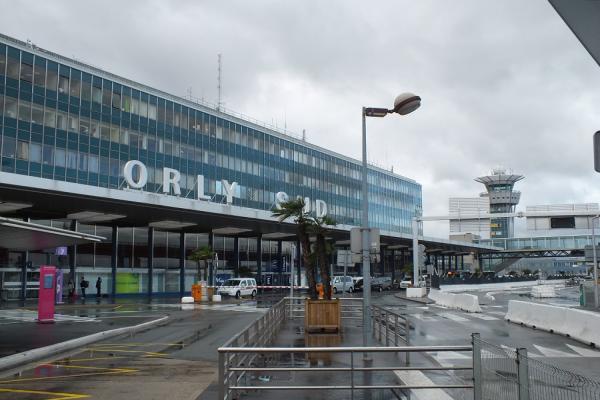 Аэропорт Парижа Орли фото