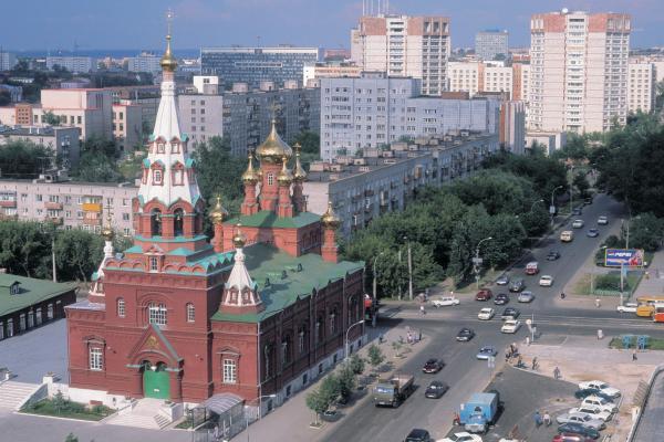 Пермь панорамное фото