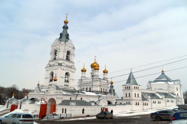 Свято-Троицкий Стефанов мужской монастырь фото