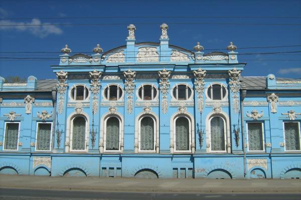 Дом Грибушина фото