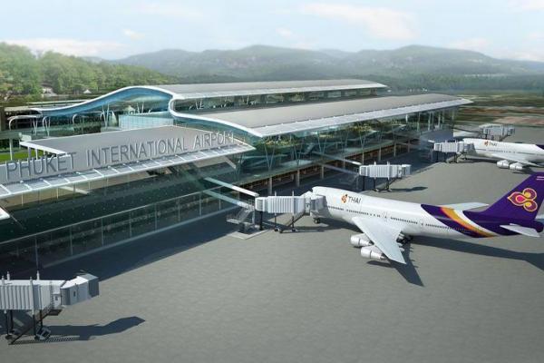 Аэропорт Пхукета фото