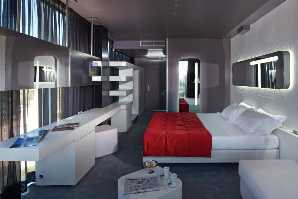 Отель Hotel San Ranieri фото