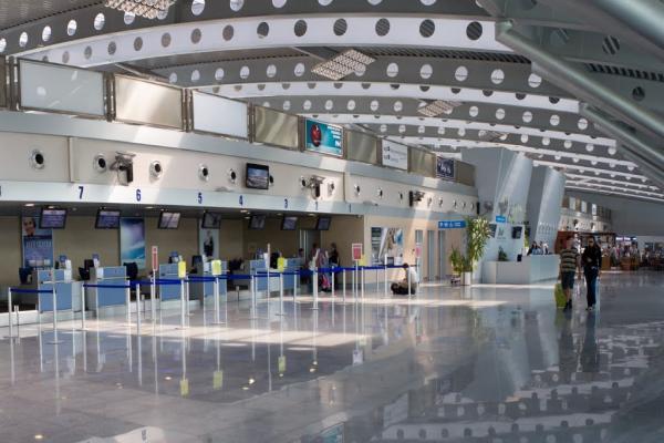 Аэропорт Подгорицы фото