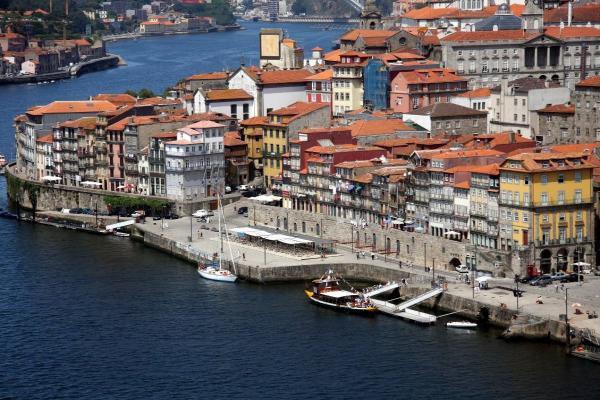 Porto panoramic photo
