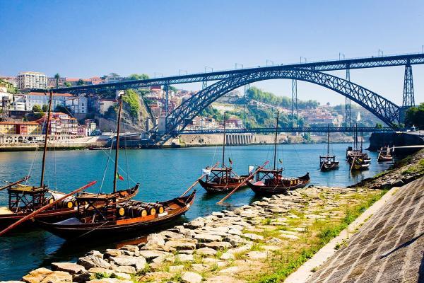 Мост Луиша Первого фото