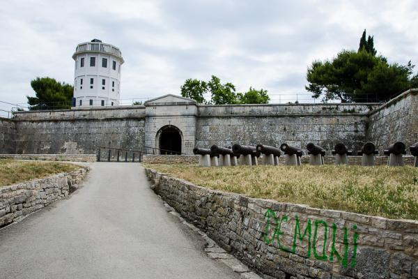 Fortress Kastel photo