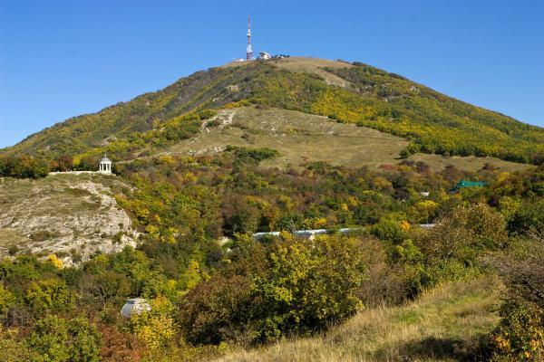 Гора Машук фото