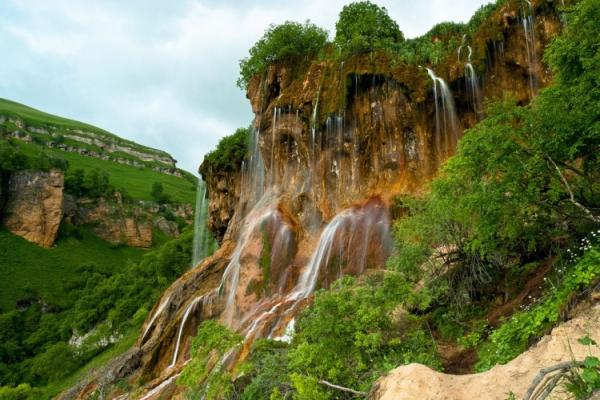 Царские водопады Гедмишх фото