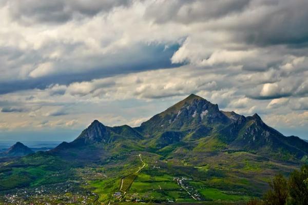 Гора Бештау фото