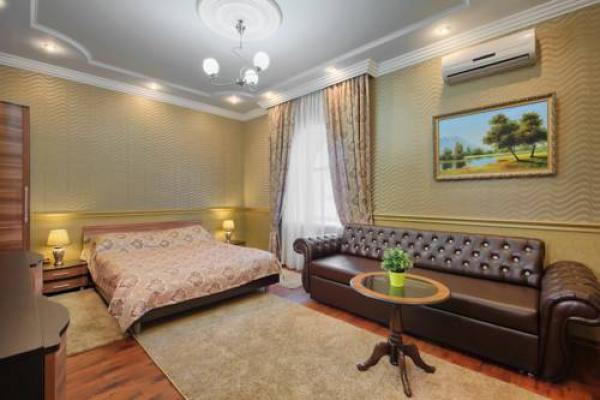 Отель Альберия фото
