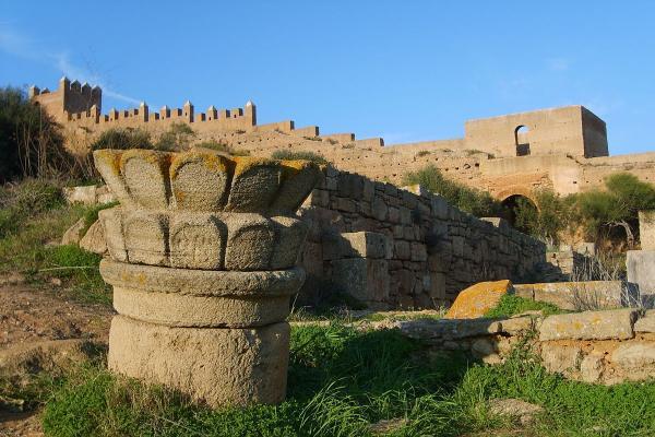 Nécropole de Shellah photo