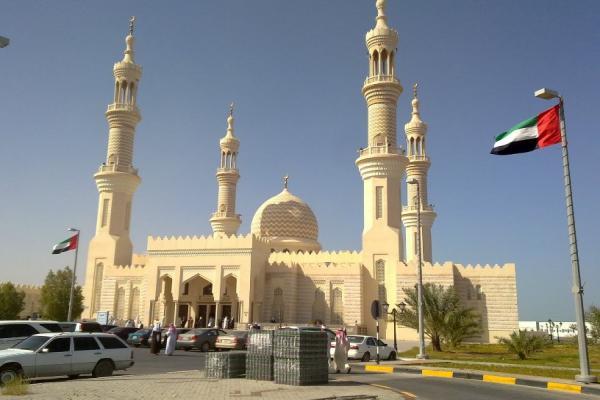 Мечеть шейха Заеда фото