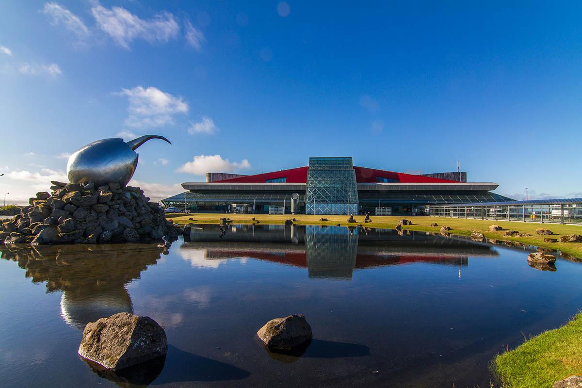 Аэропорт Рейкьявика Кефлавик фото