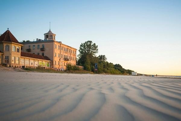 Beaches of Jurmala photo